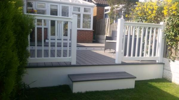 anti slip pvc decking sheffield