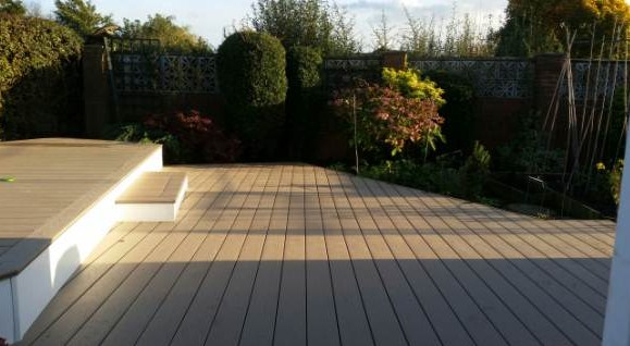 PVC NON SLIP DECKING YORKSHIRE
