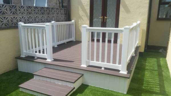 WALNUT DECKING HALIFAX