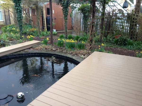 non slip decking york