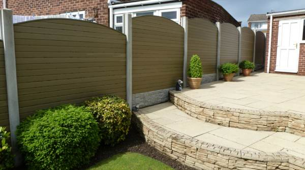 low maintenance fencing leeds