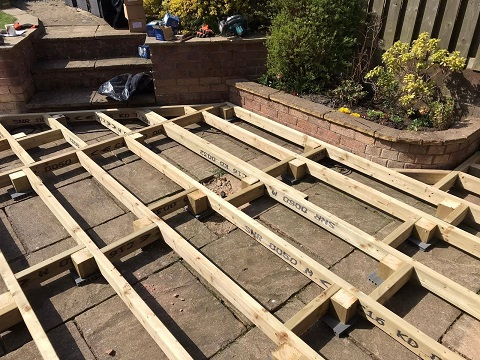 Penistone Decking Picture