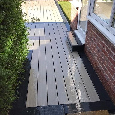 South Yorkshire Decking Image