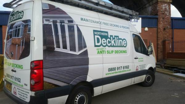 van decking installation