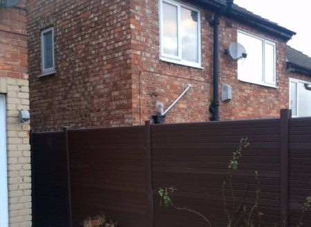 pvc fencing north yorkshire