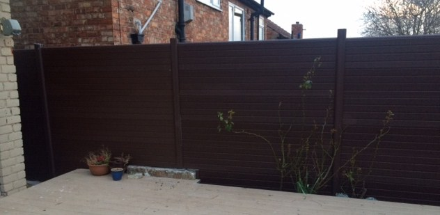 pvc fencing stockton on tees